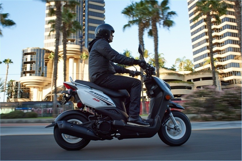 2016 Yamaha Zuma 50FX in Berkeley, California