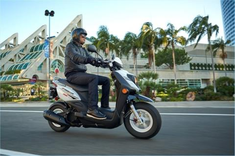 2016 Yamaha Zuma 50FX in Miami, Florida