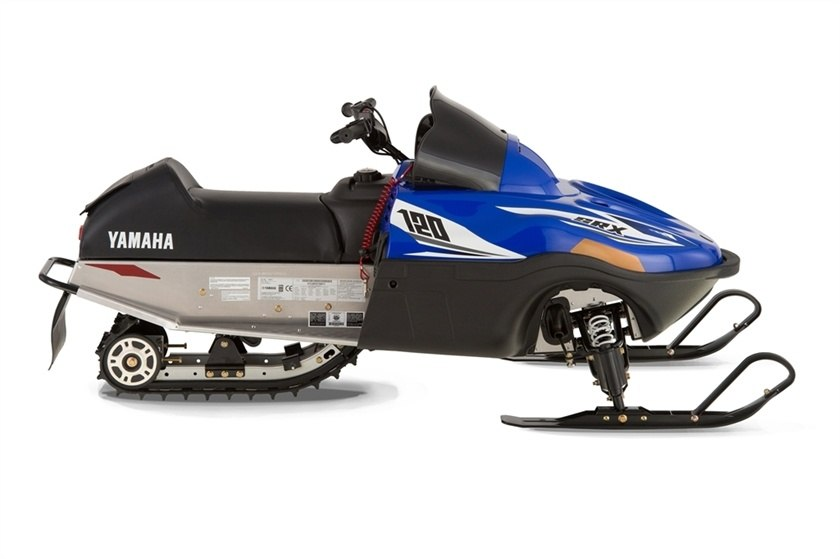 2016 Yamaha SRX 120 in Francis Creek, Wisconsin