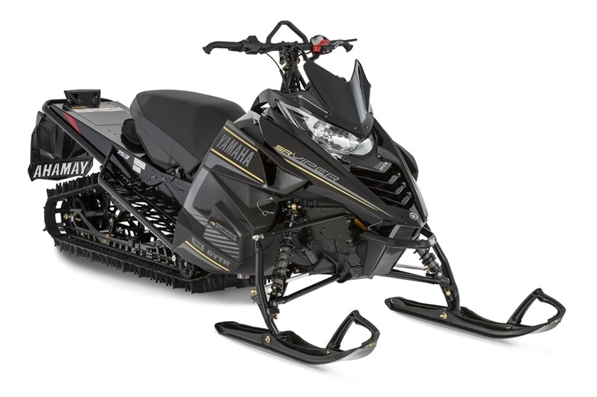 2016 Yamaha SRViper M-TX 153 in Derry, New Hampshire