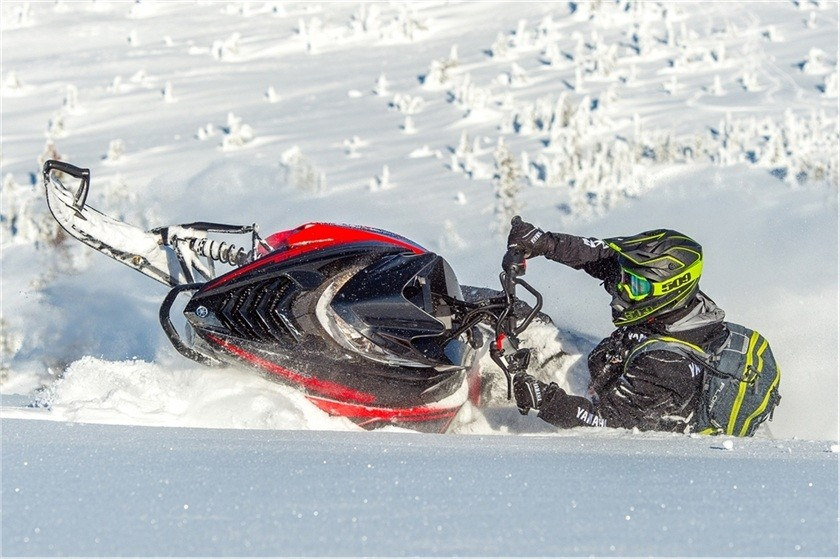 2016 Yamaha SRViper M-TX 153 in Dimondale, Michigan