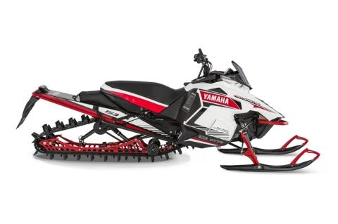 2016 Yamaha SRViper M-TX 153 LE in Derry, New Hampshire
