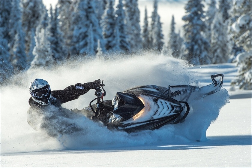 2016 Yamaha SRViper M-TX 162 in Johnson Creek, Wisconsin