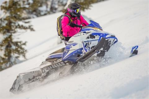 2016 Yamaha SRViper M-TX 162 LE in Johnson Creek, Wisconsin