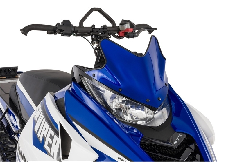 2016 Yamaha SRViper M-TX 162 LE in Derry, New Hampshire