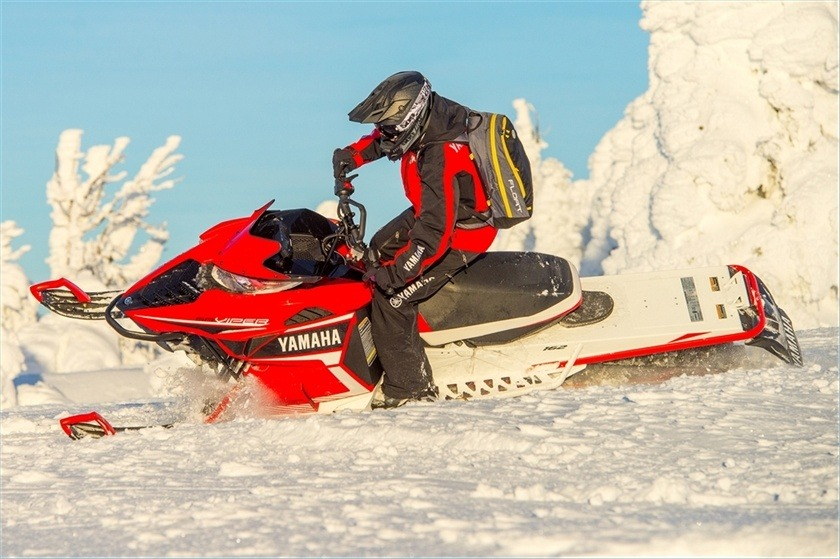 2016 Yamaha SRViper M-TX 162 SE in Derry, New Hampshire