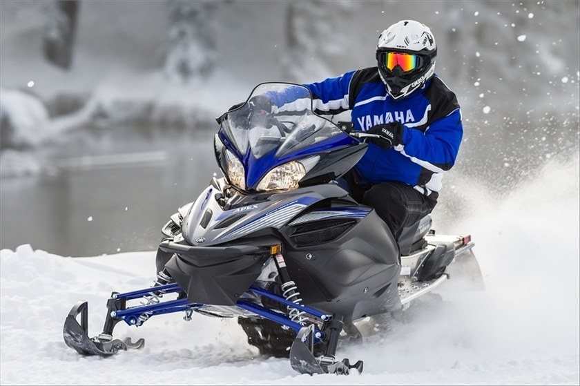 2016 Yamaha Apex X-TX in Derry, New Hampshire