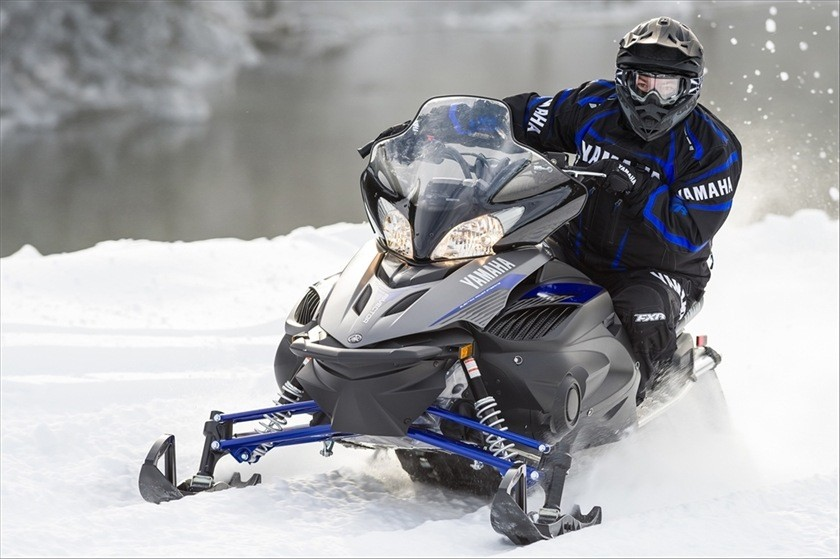 2016 Yamaha RS Vector in Belle Plaine, Minnesota