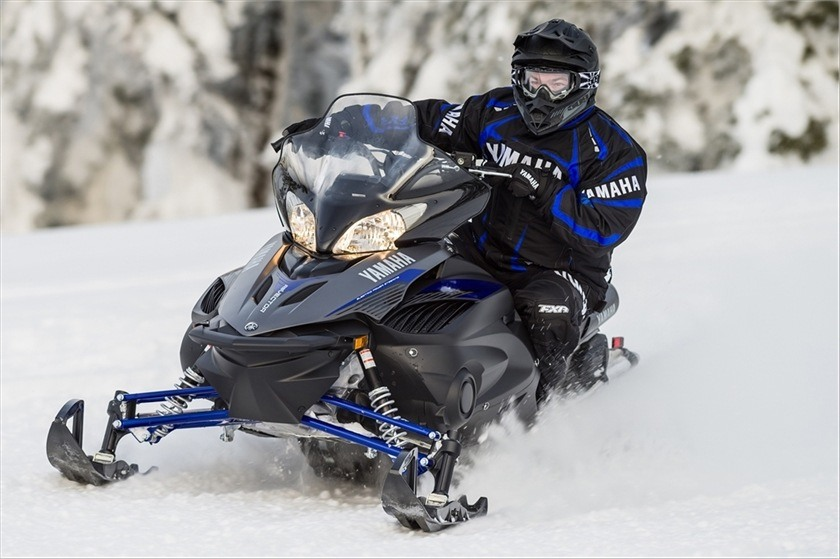 2016 Yamaha RS Vector in Speculator, New York - Photo 15