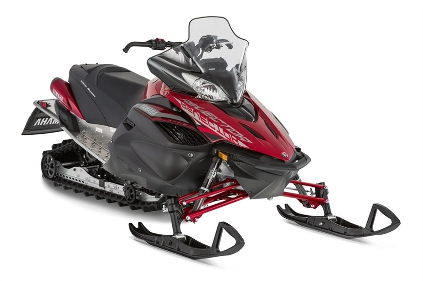 2016 Yamaha RS Vector X-TX 1.75 LE in Derry, New Hampshire