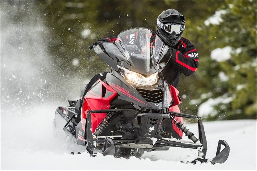 2016 Yamaha SRViper L-TX DX in Derry, New Hampshire