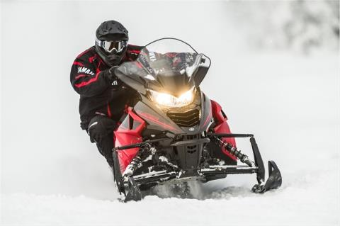 2016 Yamaha SRViper L-TX DX  in Pittsburgh, Pennsylvania
