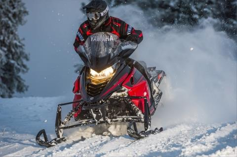 2016 Yamaha SRViper L-TX DX  in Johnson Creek, Wisconsin