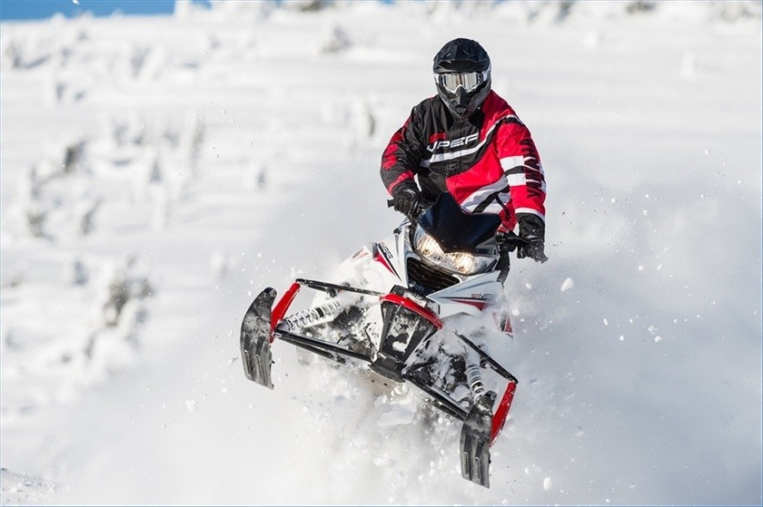 2016 Yamaha SRViper L-TX LE in Derry, New Hampshire