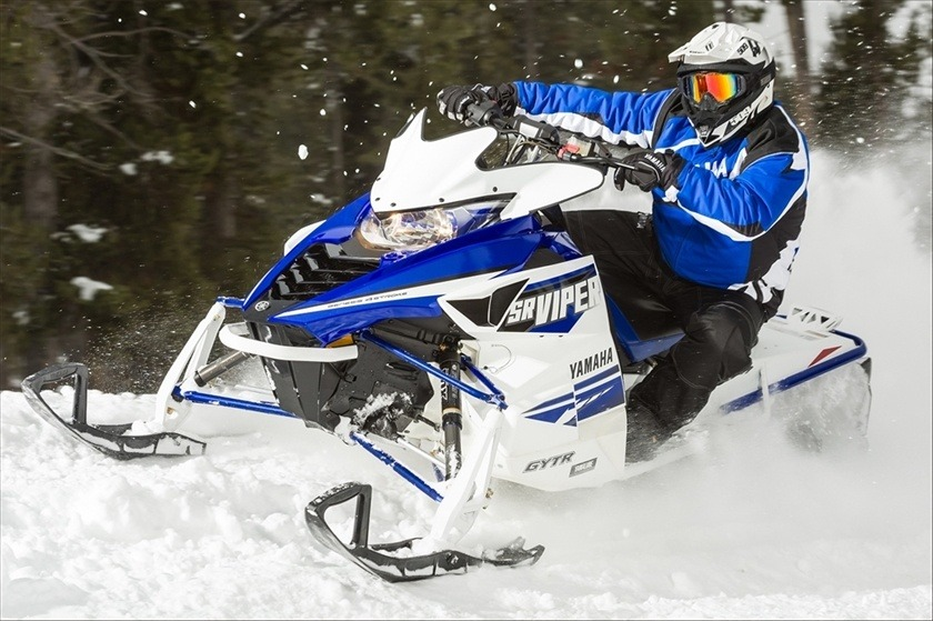 2016 Yamaha SRViper L-TX SE in Derry, New Hampshire