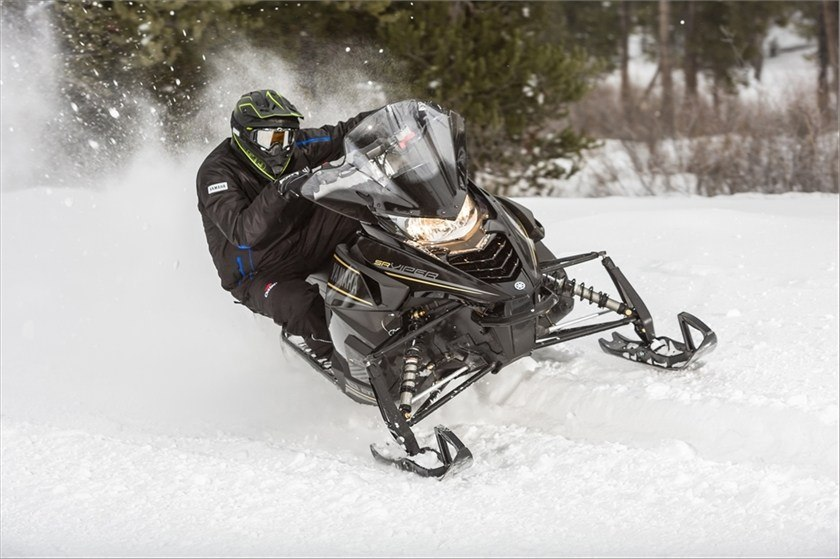 2016 Yamaha SRViper R-TX DX in Derry, New Hampshire