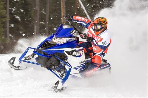 2016 Yamaha SRViper R-TX LE in Derry, New Hampshire