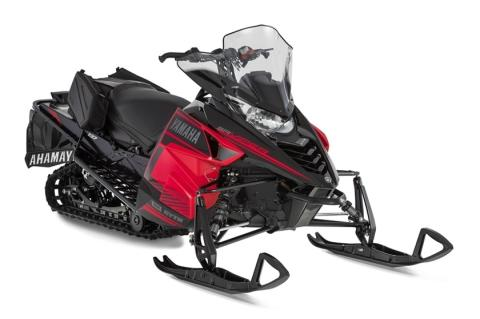 2016 Yamaha SRViper S-TX 137 DX in Johnson Creek, Wisconsin