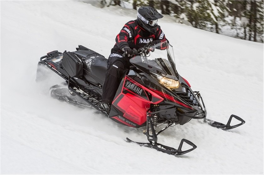 2016 Yamaha SRViper S-TX 137 DX in Derry, New Hampshire