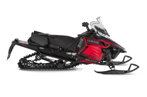 2016 Yamaha SRViper S-TX 137 DX in Belle Plaine, Minnesota