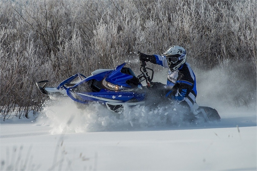 2016 Yamaha SRViper X-TX LE in Derry, New Hampshire