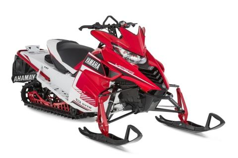2016 Yamaha SRViper X-TX SE in Johnson Creek, Wisconsin