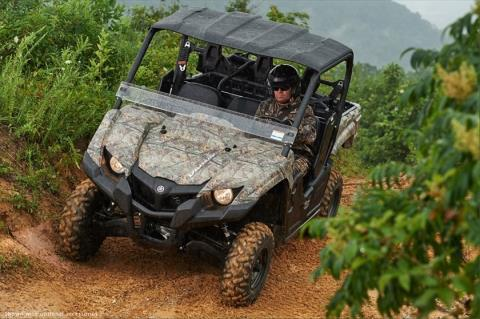 2016 Yamaha Viking in Johnson City, Tennessee