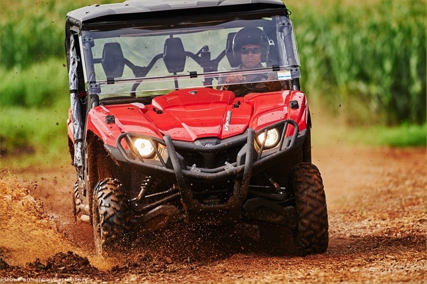 2016 Yamaha Viking in Lowell, North Carolina