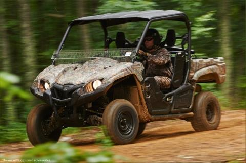 2016 Yamaha Viking EPS in Johnson Creek, Wisconsin