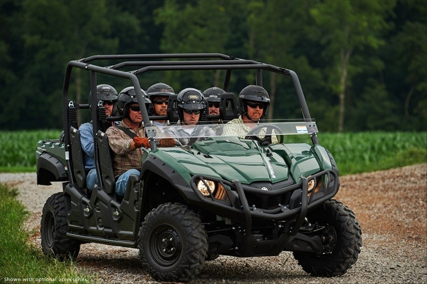 2016 Yamaha Viking VI EPS in Bessemer, Alabama