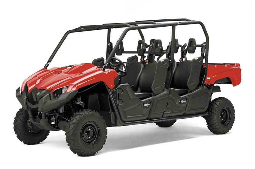 2016 Yamaha Viking VI EPS in Denver, Colorado