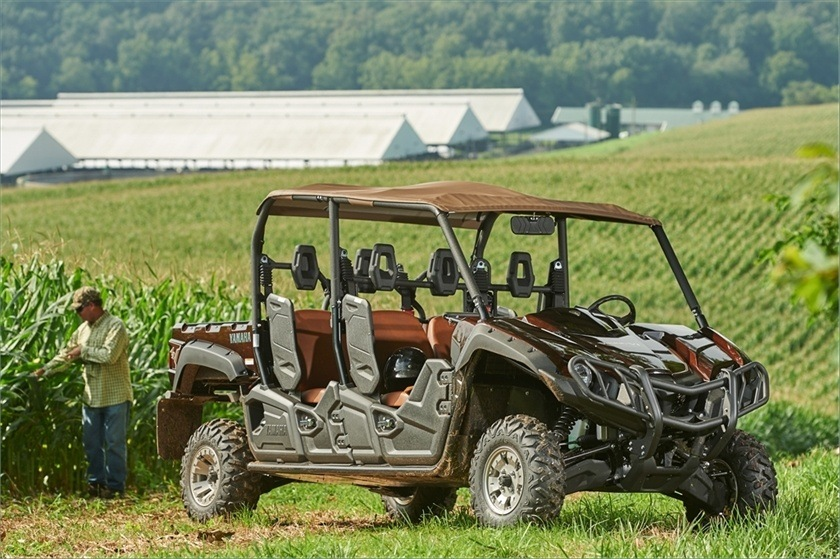 2016 Yamaha Viking VI EPS Ranch Edition in Billings, Montana