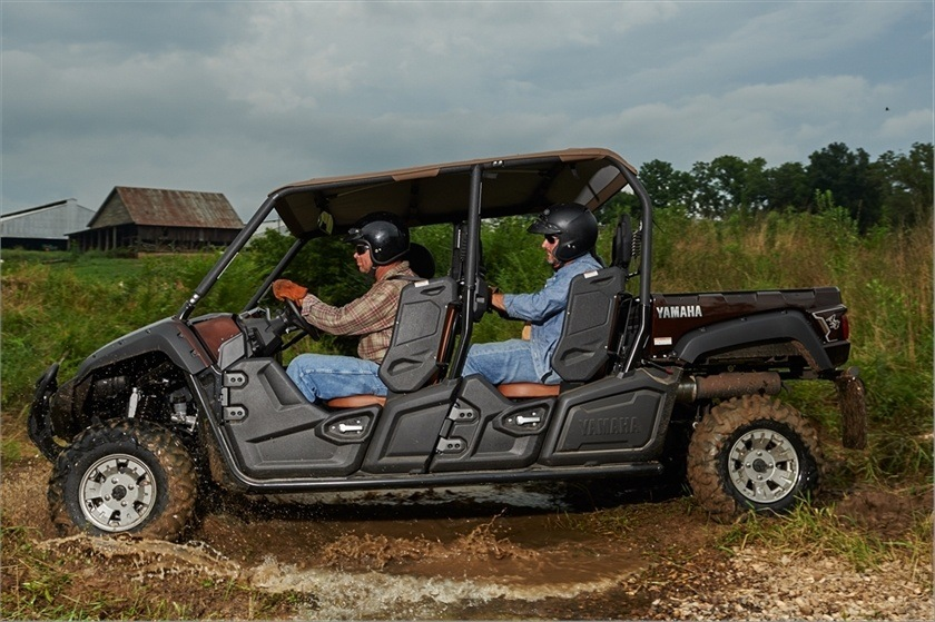 2016 Yamaha Viking VI EPS Ranch Edition in Meridian, Idaho