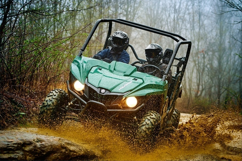 2016 Yamaha Wolverine in Monroe, Washington