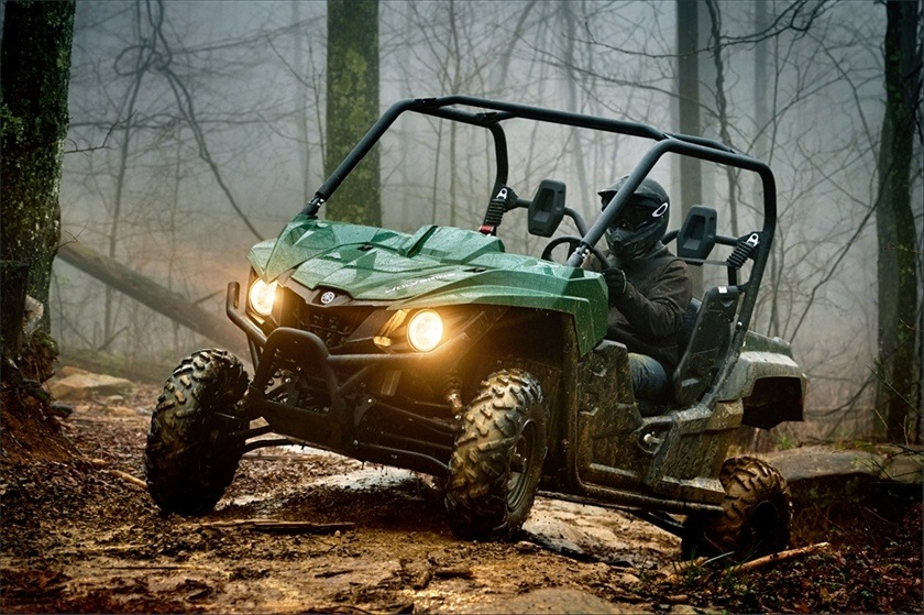 2016 Yamaha Wolverine in Mount Pleasant, Texas