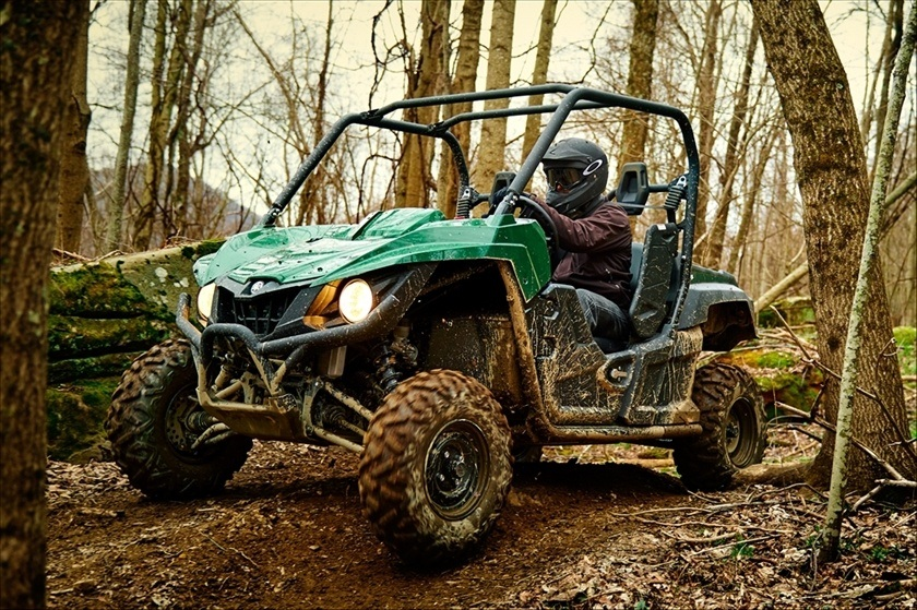 2016 Yamaha Wolverine in Johnstown, Pennsylvania