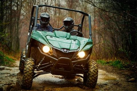 2016 Yamaha Wolverine in Port Washington, Wisconsin