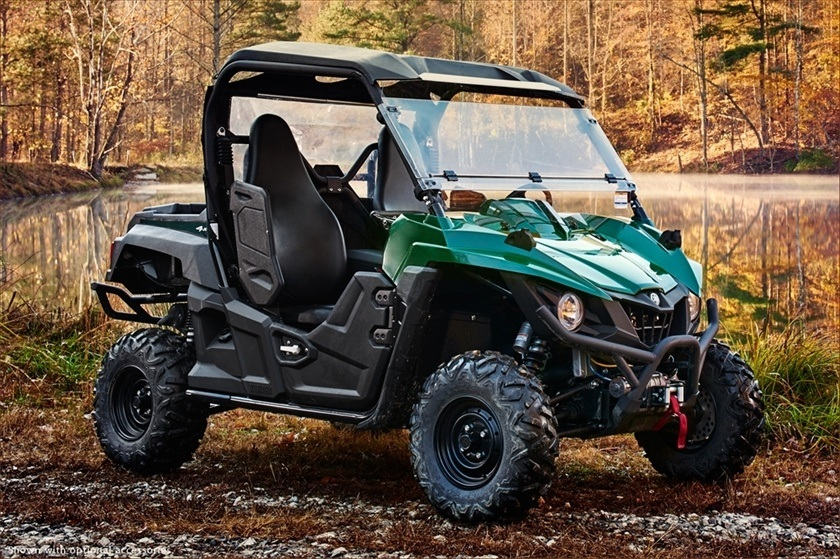 2016 Yamaha Wolverine R-Spec in Manheim, Pennsylvania