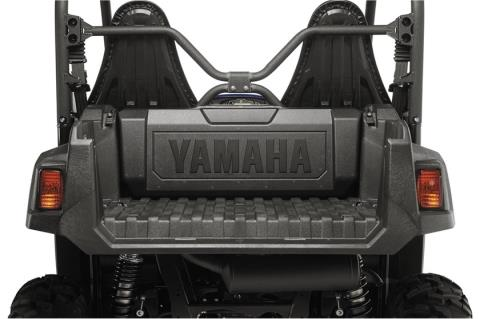 2016 Yamaha Wolverine R-Spec in Weirton, West Virginia