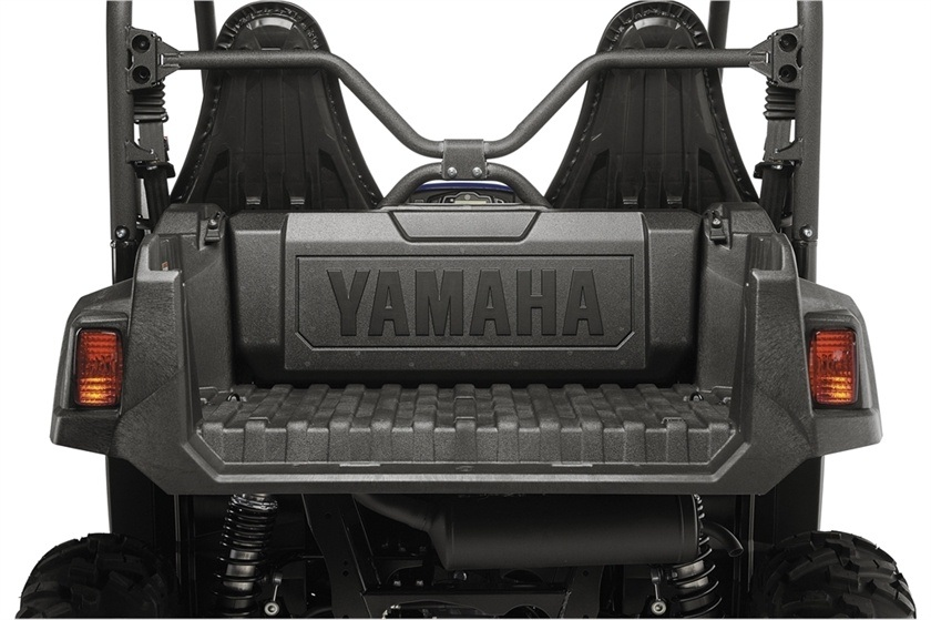 2016 Yamaha Wolverine R-Spec in Olympia, Washington