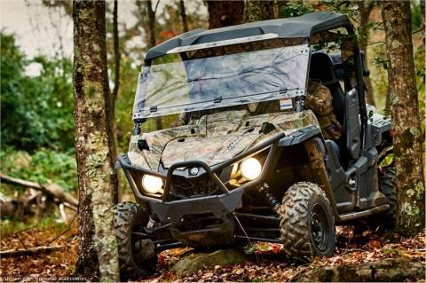 2016 Yamaha Wolverine R-Spec EPS Hunter in Olympia, Washington