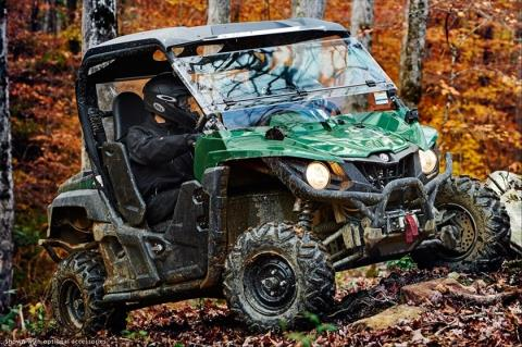 2016 Yamaha Wolverine R-Spec EPS Hunter in Johnson Creek, Wisconsin