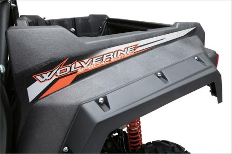 2016 Yamaha Wolverine R-Spec EPS SE in Johnson Creek, Wisconsin