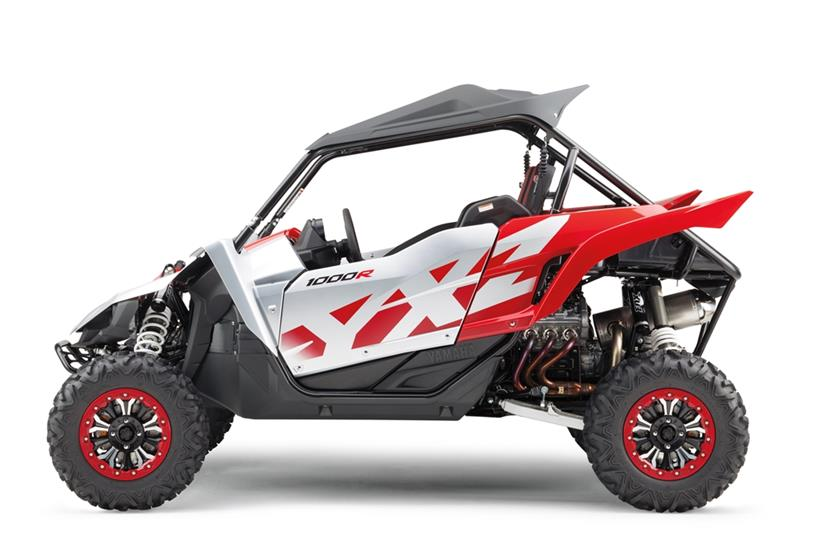 2016 Yamaha YXZ1000R SE in Johnstown, Pennsylvania