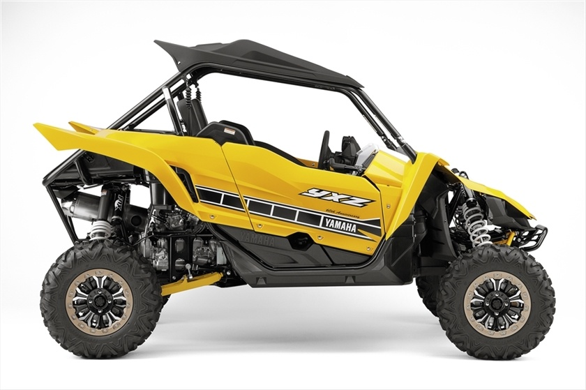 2016 Yamaha YXZ1000R SE in Gulfport, Mississippi - Photo 9