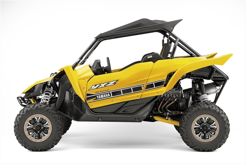 2016 Yamaha YXZ1000R SE in Oklahoma City, Oklahoma - Photo 4