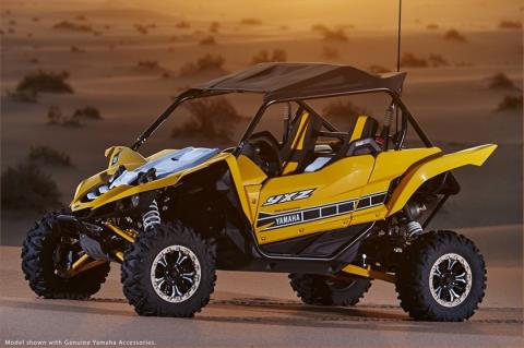 2016 Yamaha YXZ1000R SE in Gulfport, Mississippi - Photo 12