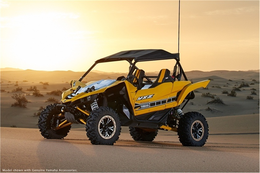 2016 Yamaha YXZ1000R SE in Gulfport, Mississippi - Photo 13