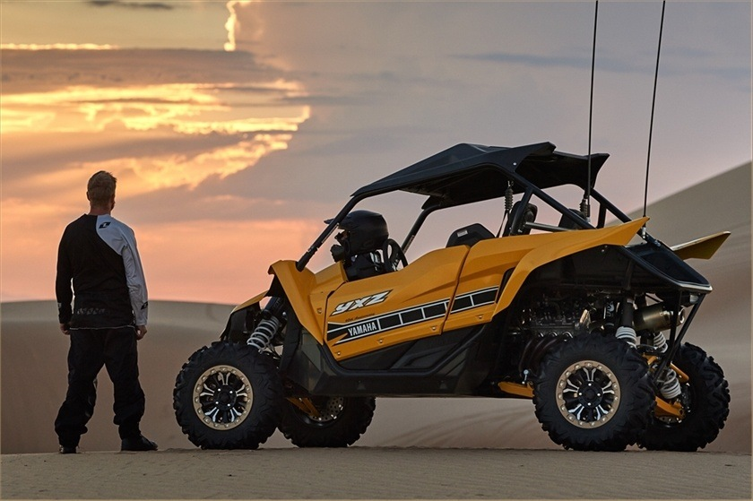 2016 Yamaha YXZ1000R SE in Johnson Creek, Wisconsin - Photo 34
