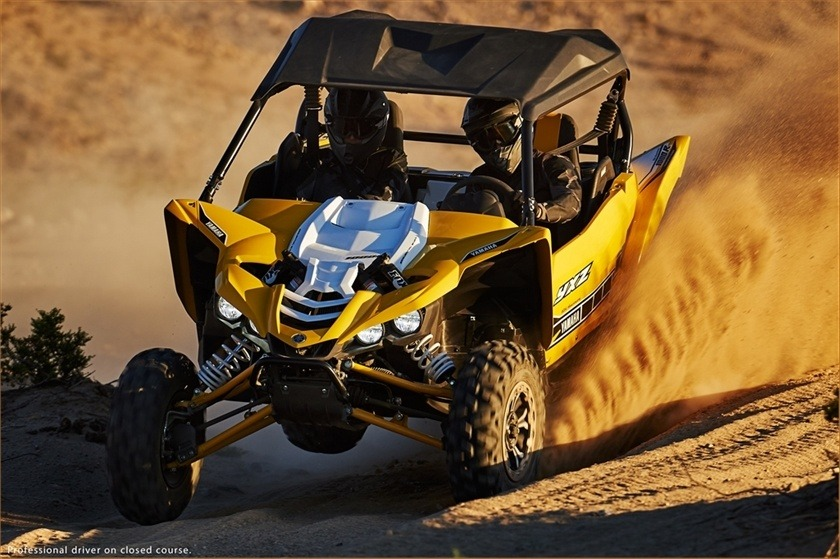 2016 Yamaha YXZ1000R SE in Weirton, West Virginia